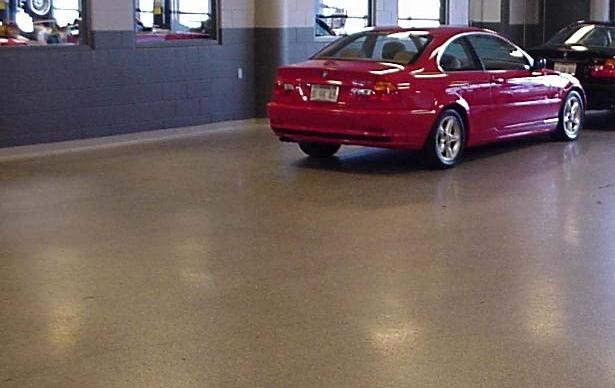 Portland Oregon Garage Floor Contractor Tips