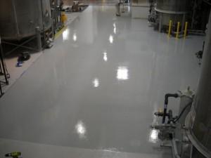 Industrial Epoxy Concrete Floor Contractors in Portland Oregon