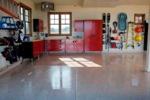 Garage Epoxy Floor Coating