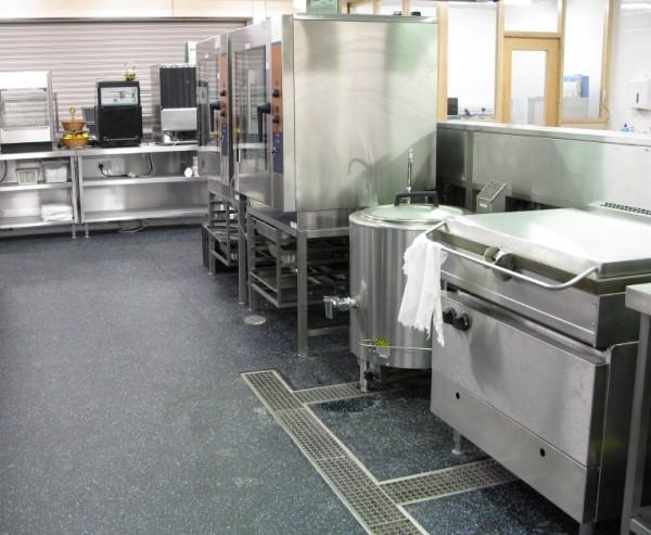 Food and Beverage Epoxy Floor Systems Portland Oregon