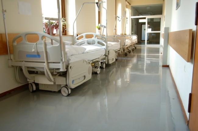Healthcare Epoxy Floor Solutions Portland, Salem Oregon