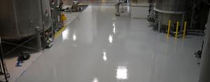 Portland Garage Floor