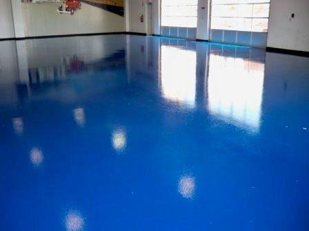 Epoxy Resin Floor Systems Oregon