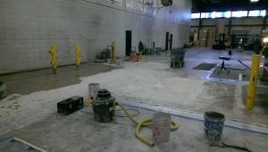 boise cascade concrete floor