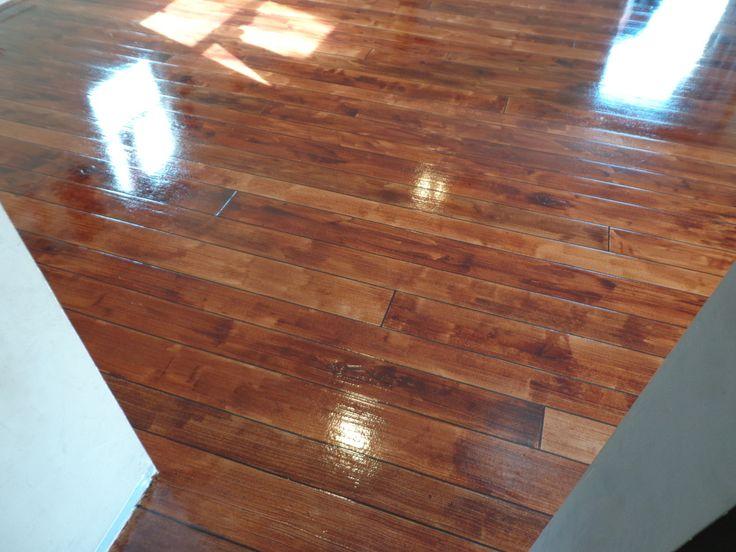 Forget carpet choose concrete polished floors for home for Versatile garage floors