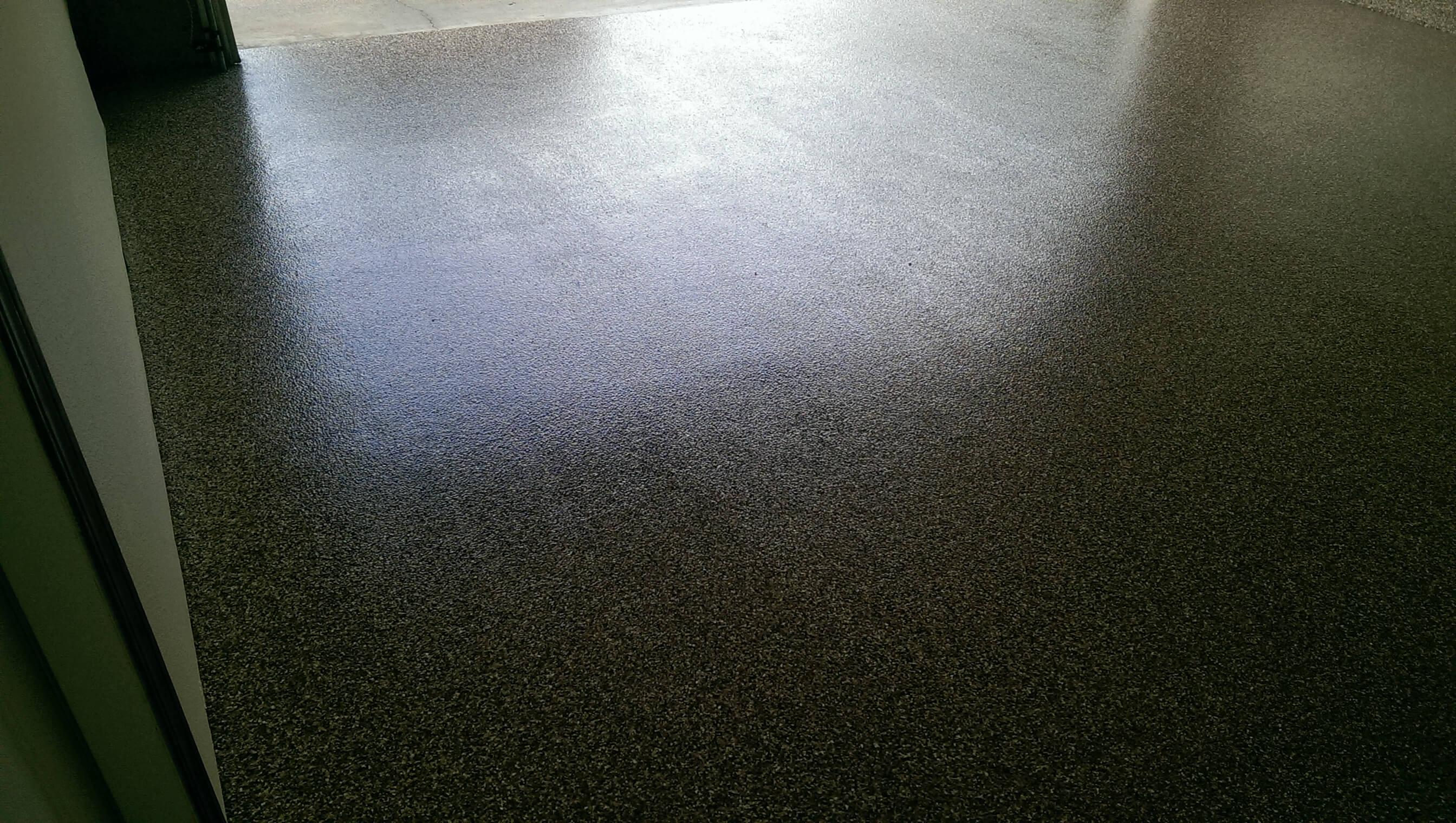Portland Garage Floor Epoxy Concrete Coating